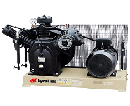 INGERSOLL RAND 70BAR BASE MOUNTED RECIPROCATING COMPRESSORS 7T4XB5/70