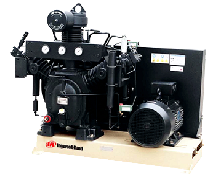 INGERSOLL RAND HIGH PRESSURE 245BAR TYPE 30 BASE MOUNTED RECIPROCATING COMPRESSORS 15T4XB20/245