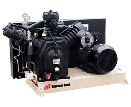 INGERSOLL RAND 35BAR TYPE 30 BASE MOUNTED RECIPROCATING COMPRESSORS 231XB3/35