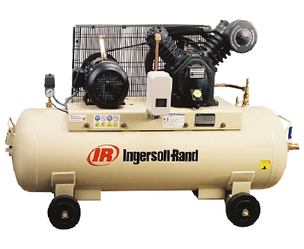 INGERSOLL RAND 8.8BAR Tank Mounted RECIPROCATING COMPRESSORS 2340K3/8
