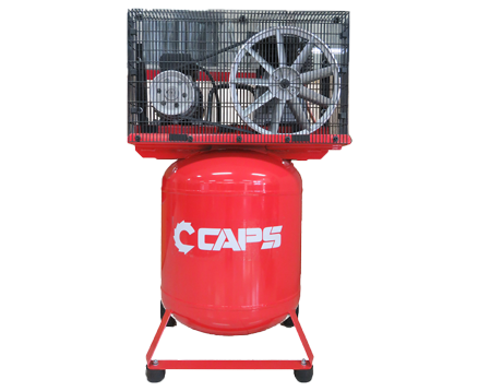 CAPS 3HP VERTICAL RECIPROCATING PISTON AIR COMPRESSOR B3800/120V