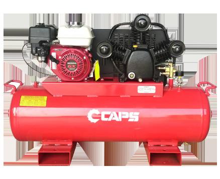 CAPS PETROL POWERED RECIPROCATING AIR COMPRESSOR CP20/120