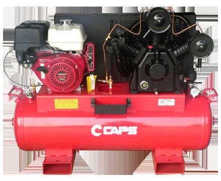 CAPS PETROL POWERED RECIPROCATING AIR COMPRESSOR CP48/160ES