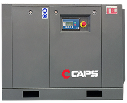 CAPS BRUMBY 2KW BASE MOUNT ROTARY SCREW COMPRESSORS CR2-7