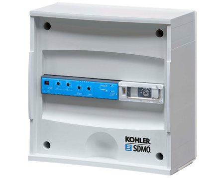 KOHLER VERSO 100 AUTOMATIC TRANSFER SWITCH 35A 4 POLES IP31