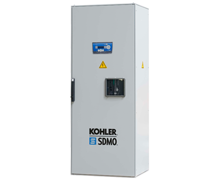 KOHLER VERSO 200 AUTOMATIC TRANSFER SWITCH 200A 4 POLES IP55