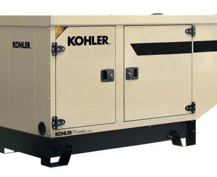 KOHLER 33KVA STANDBY POWER GENERATORS KK33IV