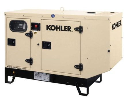 KOHLER 12KVA SINGLE PHASE STANDBY POWER GENERATORS KK12M
