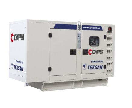CAPS STANDBY 35KVA DIESEL GENERATOR CP35-TB1