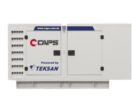 CAPS STANDBY 220KVA DIESEL GENERATOR CP220-TP1