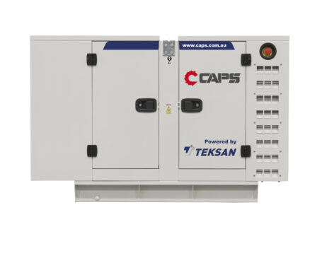 CAPS STANDBY 9KVA DIESEL GENERATOR CP9S-TP1