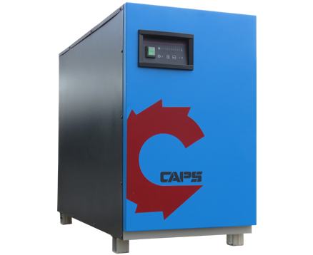 CAPS CDRM SERIES 86CFM REFRIGERATED AIR DRYERS CDRM85-3C