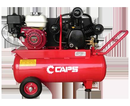 CAPS PETROL POWERED RECIPROCATING AIR COMPRESSOR CP6570PH