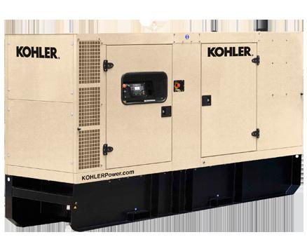 KOHLER 250KVA EXTENDED TANK STANDBY POWER GENERATORS KD250IV-FD02