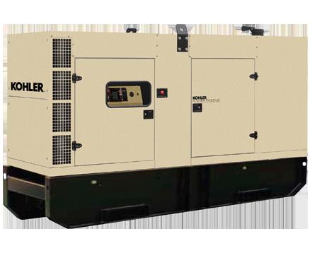 KOHLER 275KVA EXTENDED TANK STANDBY POWER GENERATORS KH275IV-FD02