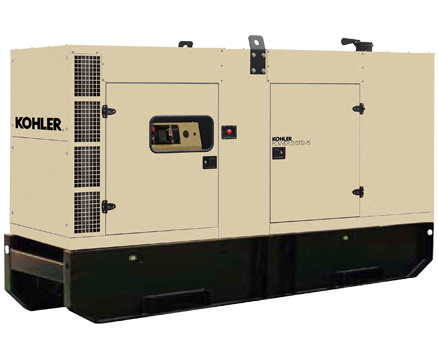 KOHLER 300KVA EXTENDED TANK STANDBY POWER GENERATORS KH300IV-FD02
