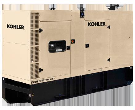 KOHLER 330KVA EXTENDED TANK STANDBY POWER GENERATORS KH330IV-FD02