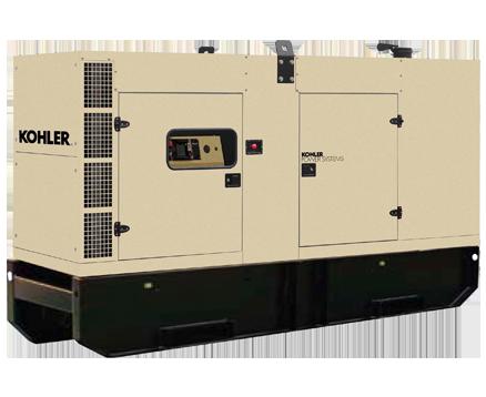 KOHLER 275KVA EXTENDED TANK STANDBY POWER GENERATORS KV275C2-FD02