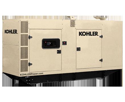 KOHLER 275KVA STANDBY POWER GENERATORS KV275C2