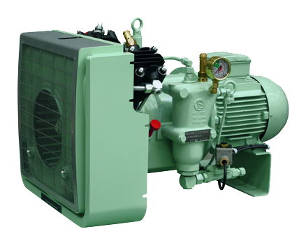 SAUER HIGH PRESSURE MISTRAL RECIPROCATING COMPRESSORS WP15L-40B