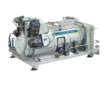 HAUG OIL FREE GAS COMPRESSORS SIRIUS SERIES